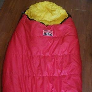 Marlboro adventure team sleeping bag
